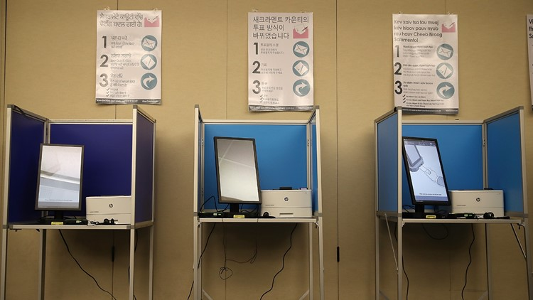 California voter turnout sets recent record for a midterm