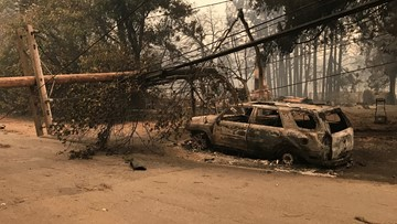 Resources for California wildfire relief, recovery