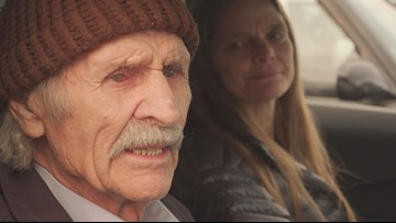 90-year-old man recounts harrowing escape from Camp Fire, on foot