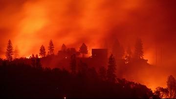 Camp Fire fire survivor says he saw friend die