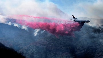 Road closures and fire maps in Malibu and Thousand Oaks   Woolsey Fire