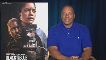 Deon Taylor talks about how the current state of policing directed his new film 'Black and Blue'