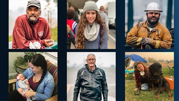 Faces of the Fire: Stories from Paradise