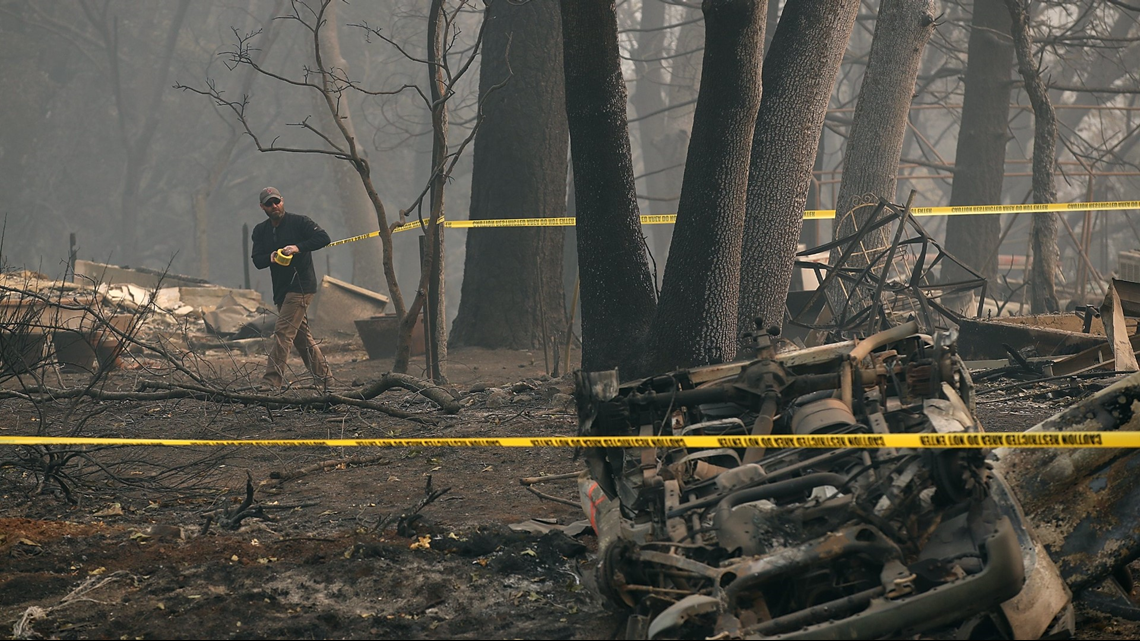 Camp Fire: Death toll up to 76, nearly 1,300 unaccounted for | Updates