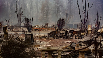 Camp Fire death toll rises to 86 after burn victim passes away