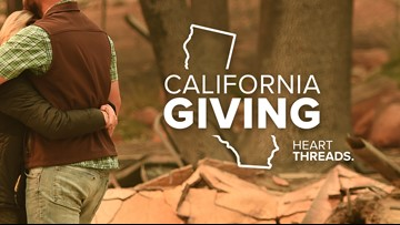 California Giving: Help the Camp Fire survivors by donating here