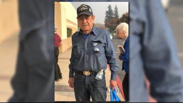 Camp Fire survivor, veteran shares his experience at FEMA disaster center