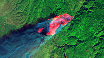 A history of California's wildfires