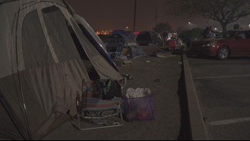Officials help relocate Camp Fire survivors from Chico Walmart to shelter