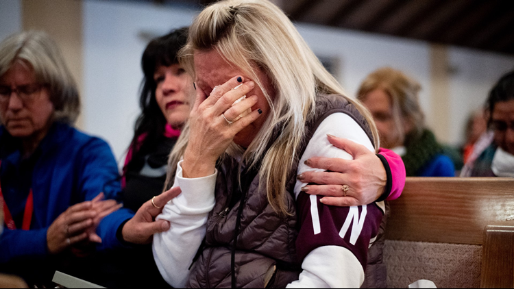 'For those we have lost': Vigil honors victims of Camp Fire