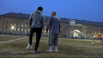 From the pitch to the prison yard with Sacramento Republic FC