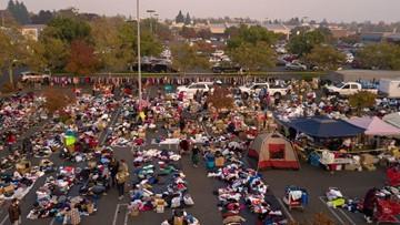 Order up: Volunteers plan 15,000 Thanksgiving meals for Camp Fire survivors