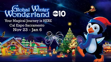 ABC10 NOVEMBER 2018 GLOBAL WINTER WONDERLAND SWEEPSTAKES