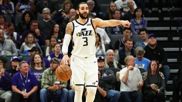 Rubio gets Jazz off and running in 133-112 win over Kings