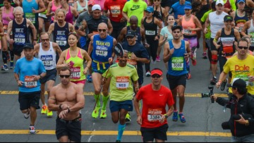 California International Marathon Is going to cause traffic delays. Here's where to avoid.