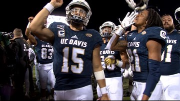 UC Davis wins first FCS playoff, beats Northern Iowa 23-16