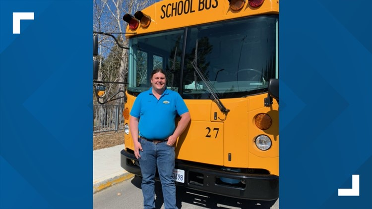 'It was unbelievable'   Truckee bus driver called a hero after near miss with plane crash
