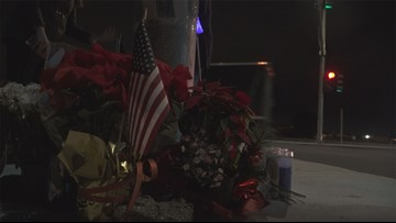 Community mourns loss of Deputy Hinostroza ahead of funeral