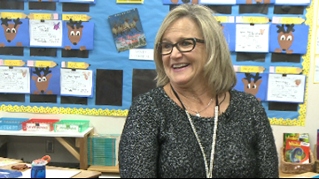 DECEMBER 2018: Sharon Patten is our Teacher of the Month