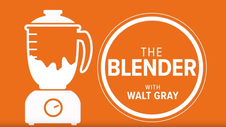 The Blender with Walt Gray