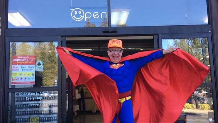 Paradise 'superhero' attempted to save friend from Camp Fire using a trash can