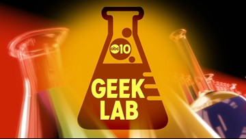 Geek Lab: The science of everyday life