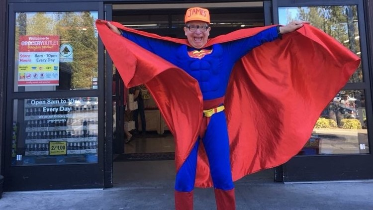 The Daily Blend: Paradise 'Superhero' turns real-life hero in Camp Fire