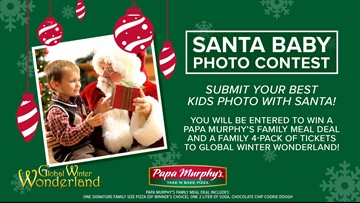 ABC10 2018 SANTA BABY PHOTO SWEEPSTAKES RULES