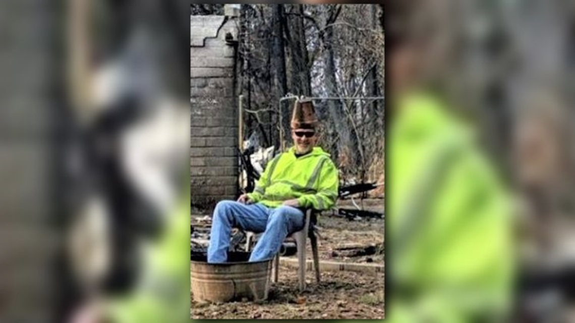 Crane operator fired after posting offensive photos at Camp Fire victims' property
