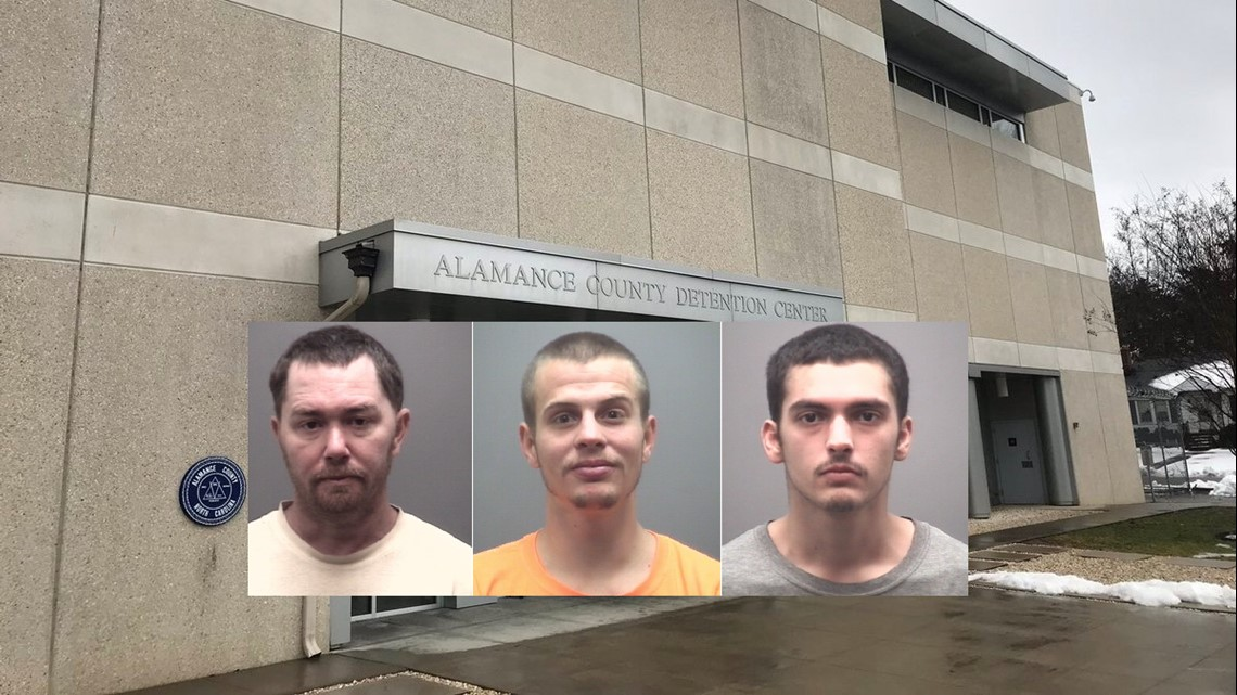 Inmate's plot to blow up Alamance Co. Jail foiled when letter mailed to wrong address: Sheriff
