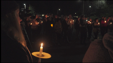 Candle-light vigil remembers El Dorado Hills teen who died after being restrained at school