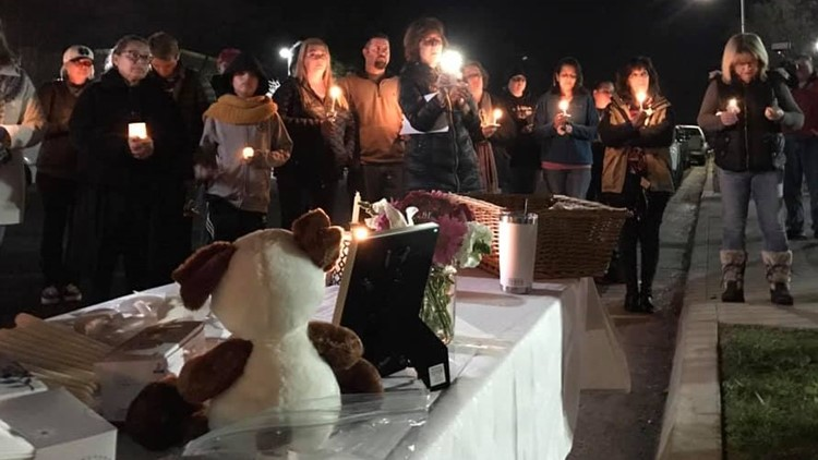 121618 el dorado hills teen candle light vigil