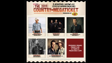 ABC10 2019 COUNTRY MEGATICKET SWEEPSTAKES RULES