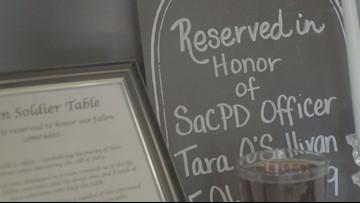 'Thin Line' brewing, bracelets, and BBQ: Honoring fallen Sacramento Police Officer Tara O'Sullivan