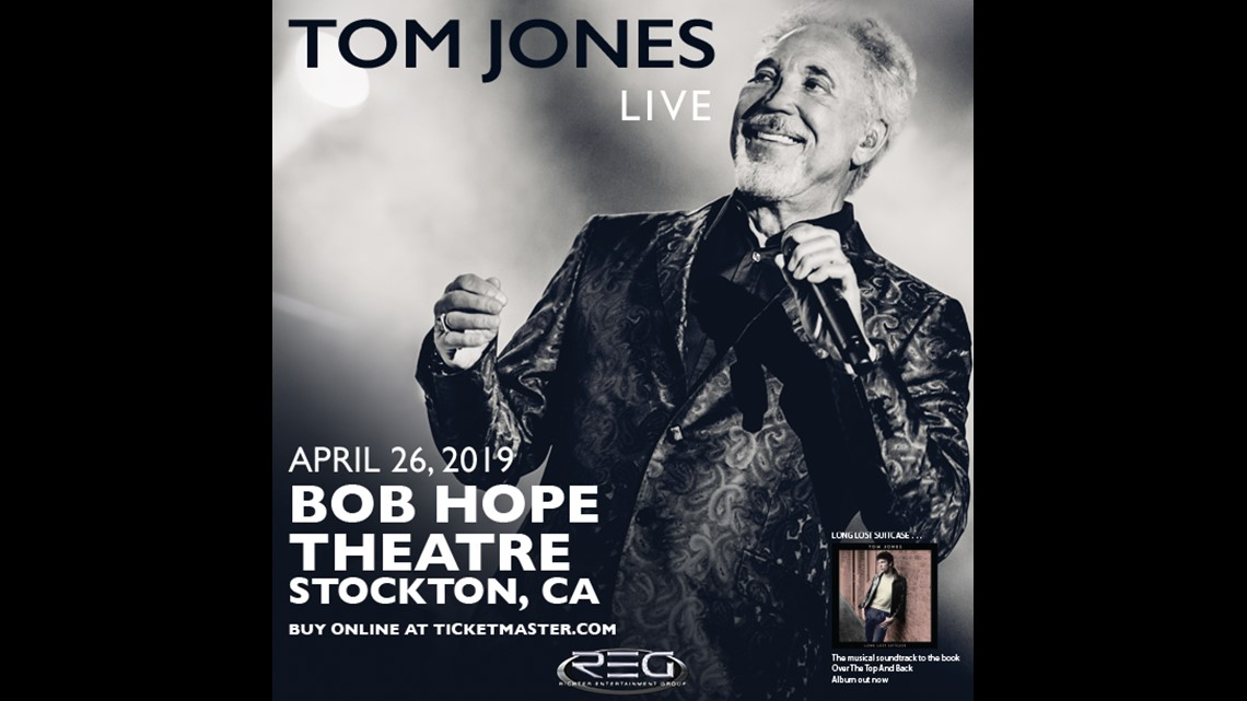 ABC10 2019 TOM JONES SWEEPSTAKES RULES