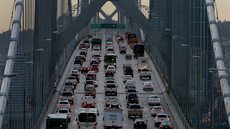 What are California's emissions standards, how they're different and why the Trump administration wants to end them