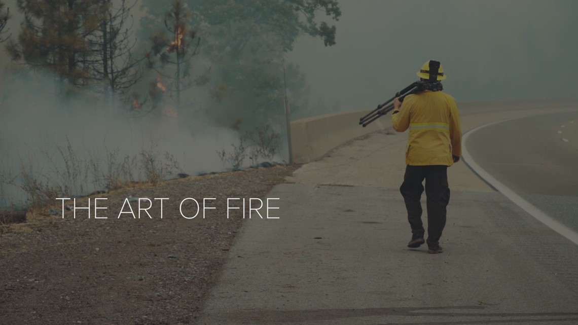 The Art of Fire ' California Wildfires: The New Normal ...