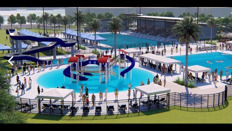 New Natomas aquatic center to break ground soon, city councilmember says