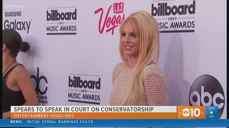 Update on Britney Spears' conservatorship | Entertainment News