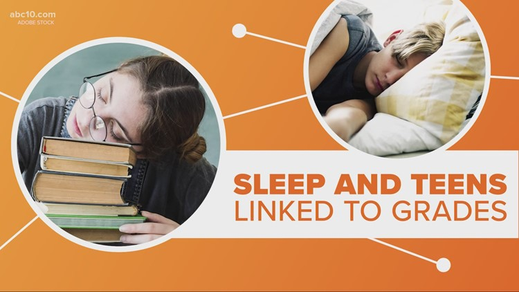 Less sleep for teens linked to bad grades, especially in students with ADHD | Connect the Dots