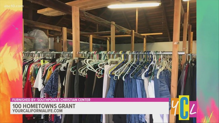 South Sac Clothes Closet Awarded 100 Hometowns Grant