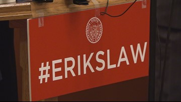 Newly proposed 'Erik's Law' would strip possibility of parole for some juvenile offenders