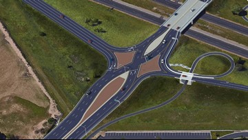 First of its kind interchange in California will be built in Manteca