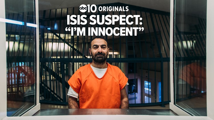 Iraqi refugee Omar Ameen maintains innocence, says he was never affiliated with Al-Qaeda, ISIS