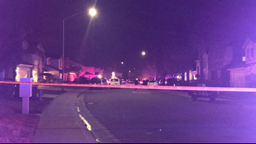 Kidnapping suspect in stable condition after being shot by police in Stockton