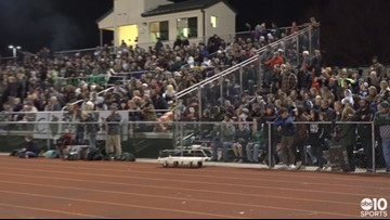 Colfax Falcons come up short in CIF State title vs. San Diego Cavers 21-10