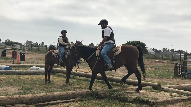 Horse training program Rio Cosumnes inmates
