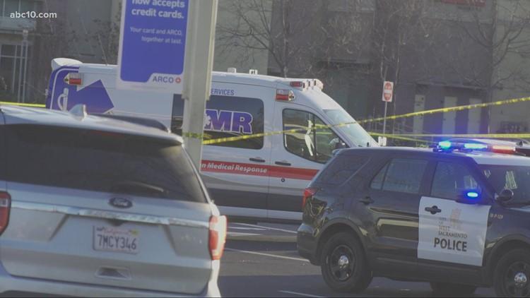 West Sacramento Police shoot, kill man after incident in Walmart parking lot