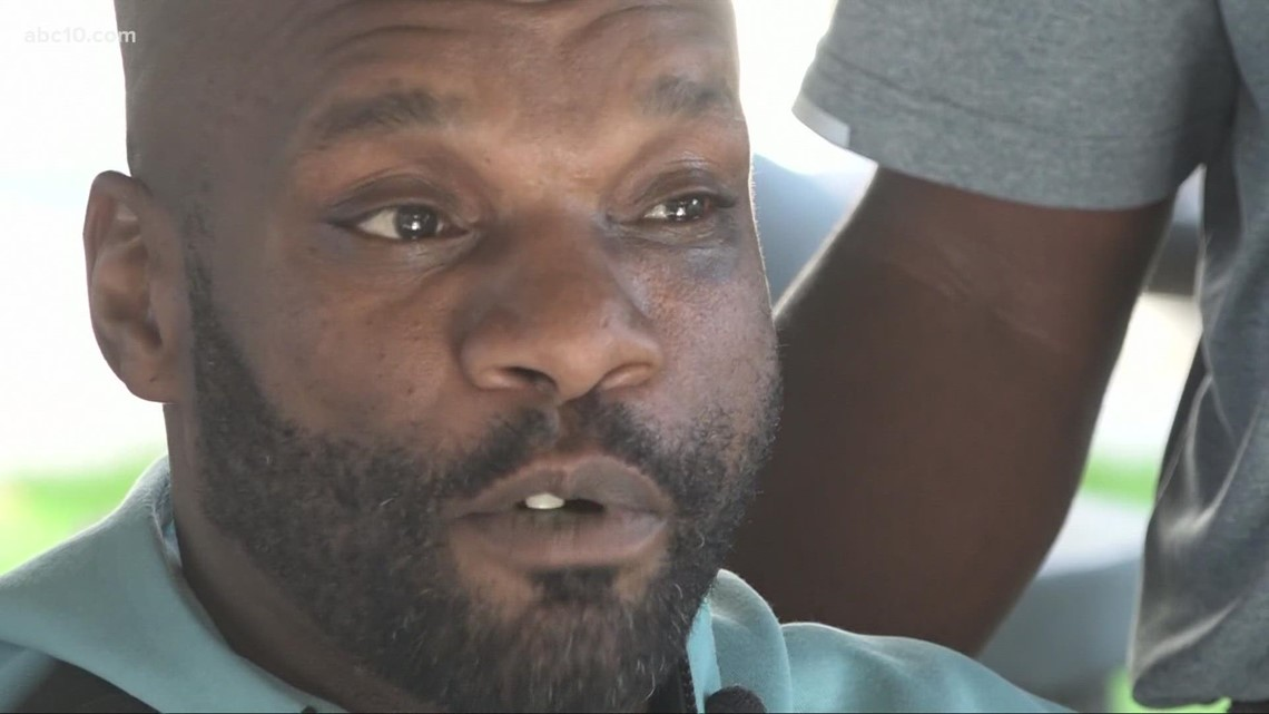 Victim of alleged hate crime released from the hospital