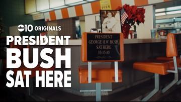 Bartell's Backroads: Turlock restaurant memorializes campaign visit from Geroge H.W. Bush